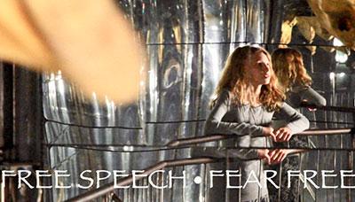 Free Speech Film Festival - Free Speech Fear Free 2017