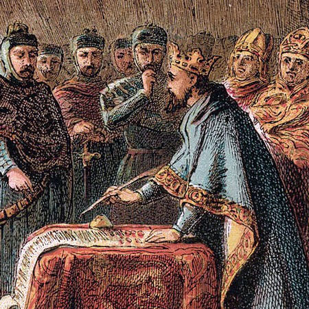 Storyline - Magna Carta