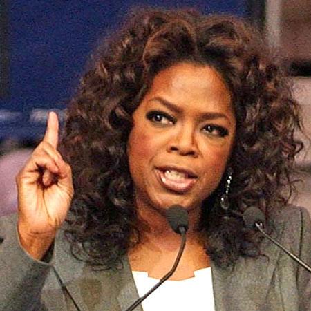 Storyline - Oprah Winfrey