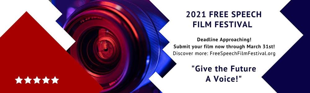 Free Speech Film Festival Submission Deadline
